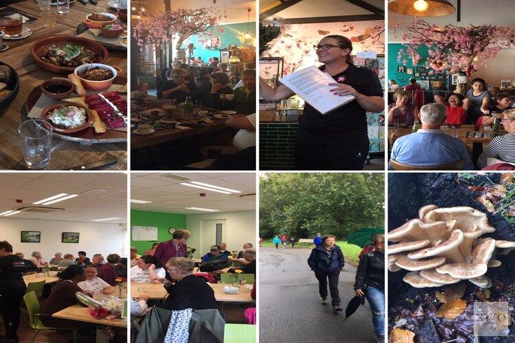 Wandel club Klaar mee - loop mee viert 4 jaar