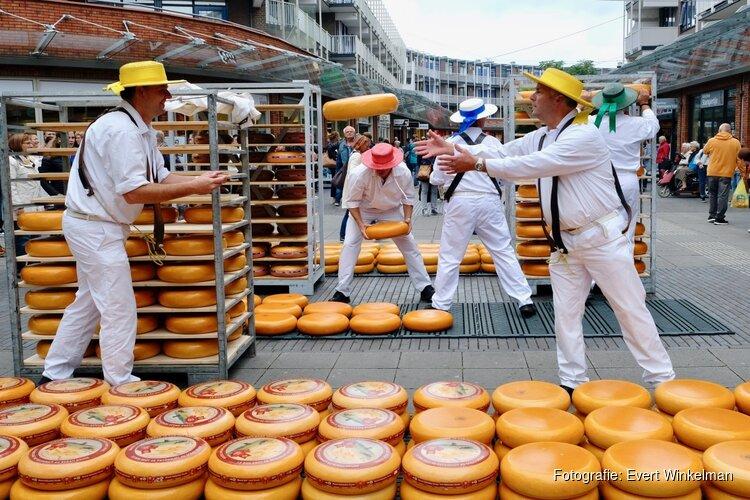 Kaasmarkt de Mare op 18 september