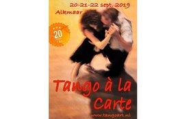 Groot tango festival in Alkmaar