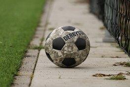 Eerste klasse: winst voor AFC '34, gelijkspel Kolping Boys