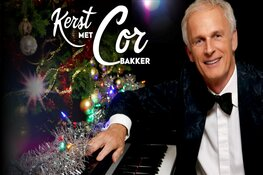Cor Bakker presenteert een 'Kerst Sing-a-long-concert'