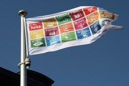 Alkmaar hijst de vlag voor de Global Goals