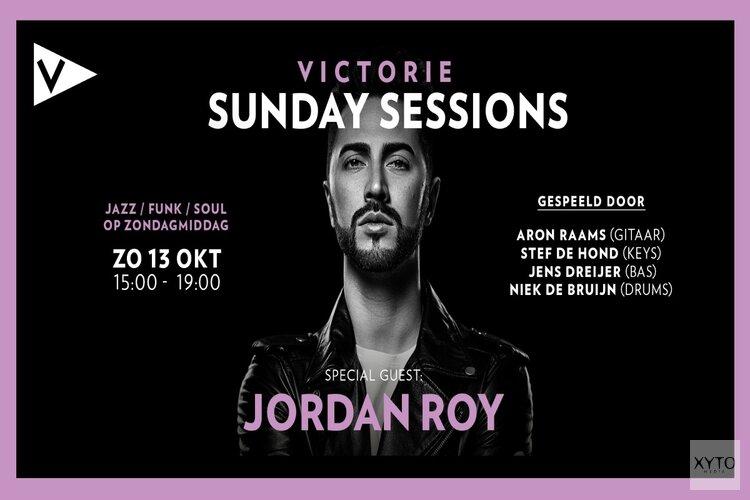 Nieuwe serie Victorie Sunday Sessions van start op 13 oktober bij Podium Victorie