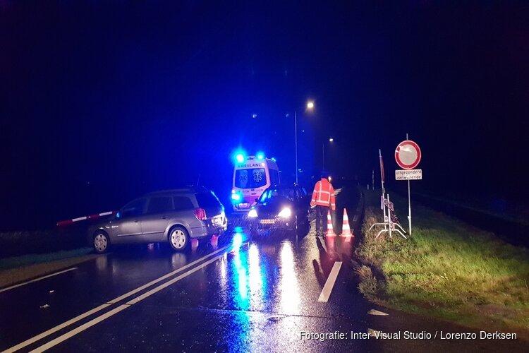 Verkeersregelaar aangereden in Starnmeer