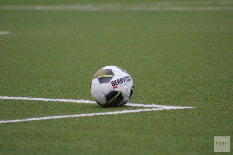 Zaterdagvoetbal: Flamingo's wint, Jong Holland, Alcmaria en AFC '34 onderuit
