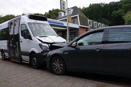 Buurtbus betrokken bij ongeval