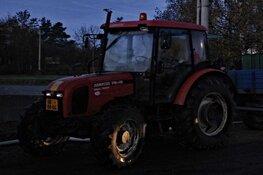 Chaos verwacht op snelweg door acties van boeren met tractoren