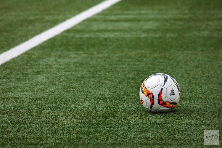 Zeperd voor Alcmaria Victrix na 0-2 voorsprong