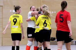 Reiger Boys/Woest koploper na winst in derby tegen Team Alkmaar