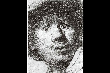 Etsen als Rembrandt
