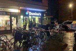 Pizzeria in Alkmaar overvallen
