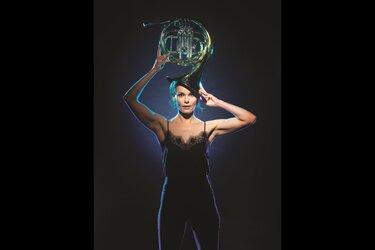 Angela Schijf en Mozart Consort met 'Kleine Nachtmuziek' in TAQA Theater De Vest een eerbetoon aan de fantasie van een wonderkind