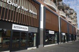 Only for Men Noorderkade opent, tientallen mensen in rij voor pakkenactie