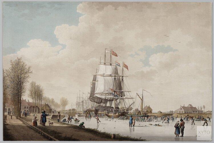 Tentoonstelling 200 jaar  Noordhollandsch Kanaal