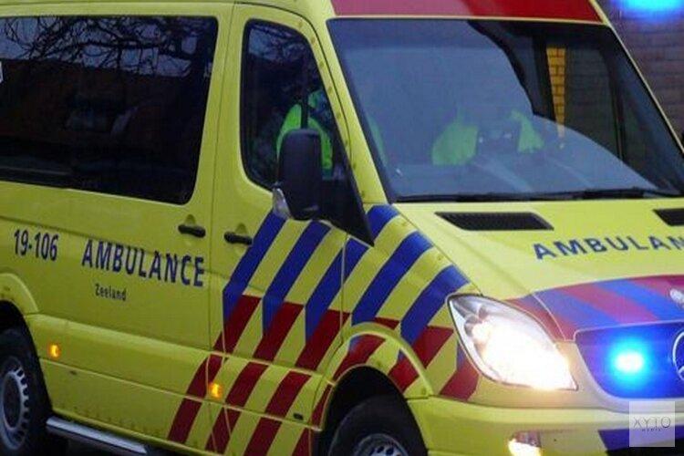 Gewonden bij ongeval N242
