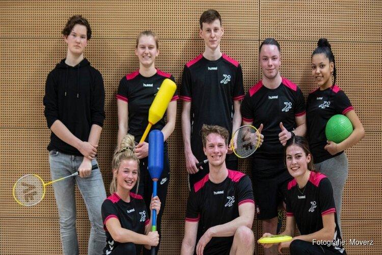 Leer een sportevenement organiseren - 'Moverz' cursus voor Alkmaarse jongeren