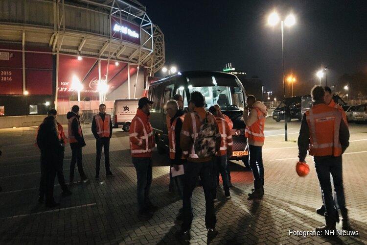"""Ook bouwers Alkmaar luiden noodklok: """"Kunnen personeel niet aan het werk houden"""""""