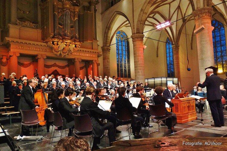 Alkmaars Oratorium Vereniging zingt opera en requiem