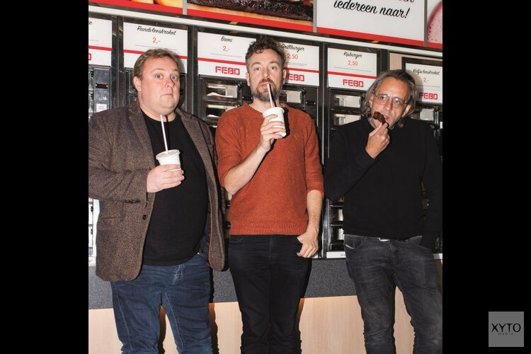 Prominente Alkmaarders in theatervoorstelling 'Dit is Alkmaar'met Roelof de Vries