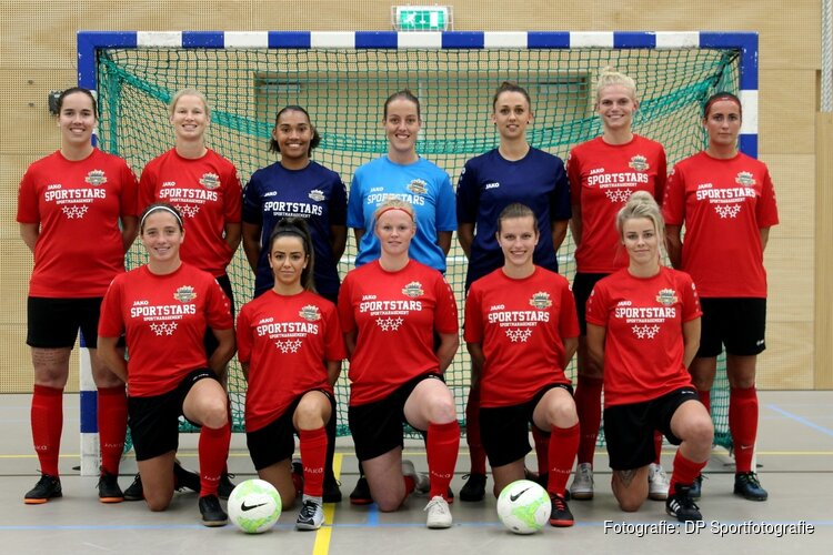 Team Alkmaar/Sportstars verstevigd koppositie