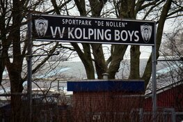 Kolping Boys en AFC '34 delen de punten in derby