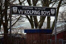 Kolping Boys en AFC '34 delen de punten in derby