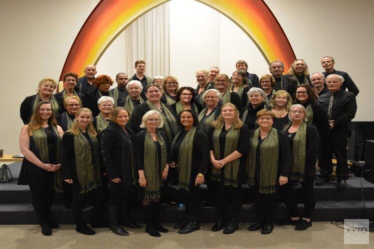 Jubileumconcert gospelkoor Joy Alkmaar