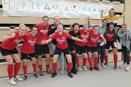 Team Alkmaar/Sportstars moet eerst wakker geschud worden