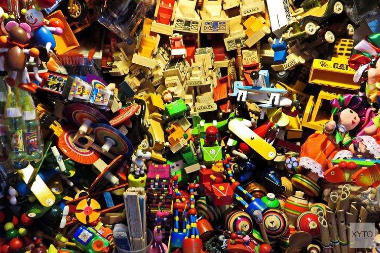 Recycle Sint Speelgoed Ruilmarkt in Alkmaar