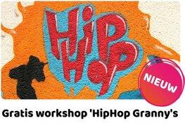 Gratis workshop HipHoppies