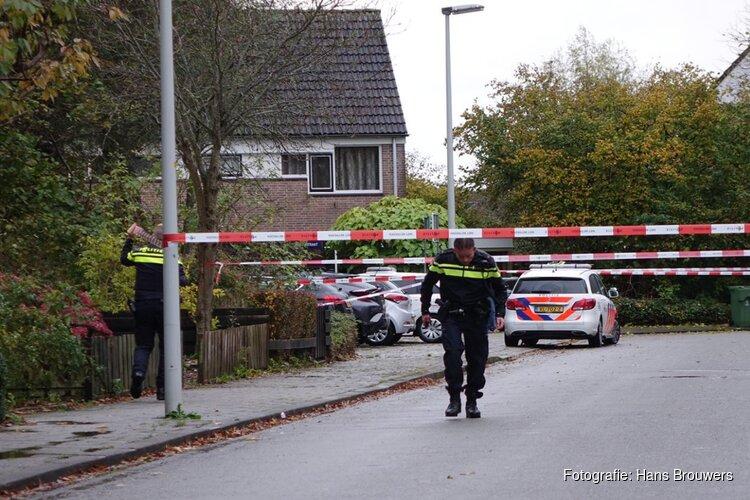 Door politie neergeschoten Alkmaarse (48) overleden aan haar verwondingen