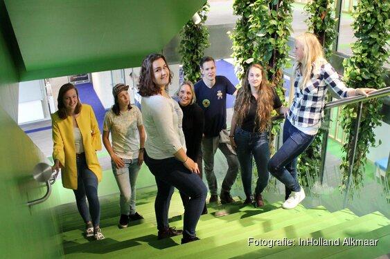 Regiofinale robotwedstrijd FIRST® LEGO® League bij Hogeschool Inholland Alkmaar - Alkmaarsdagblad.nl