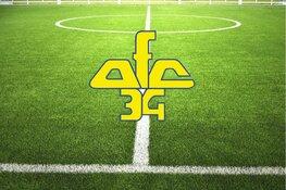 AFC '34 laat twee punten liggen