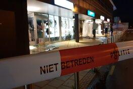 Plofkraak in Wendelaarstraat