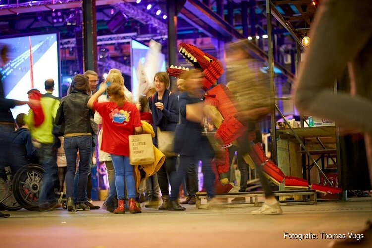FIRST® LEGO® League: robots, regionale innovaties en roem