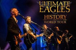 'The worlds greatest Eagles show' in Alkmaar
