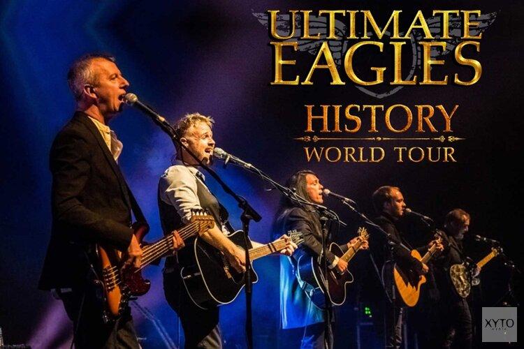 'The worlds greatest Eagles show' in Alkmaar