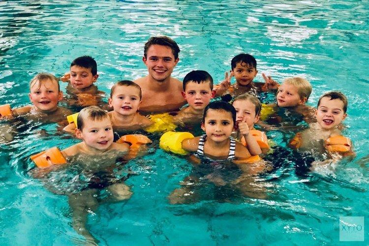 Record aantal geslaagden Zwemschool Jos Koelemeijer