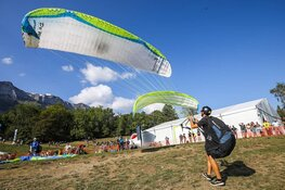 Alkmaarder wil in 2020 Nederlands eerste wereldkampioen freestyle paragliden worden