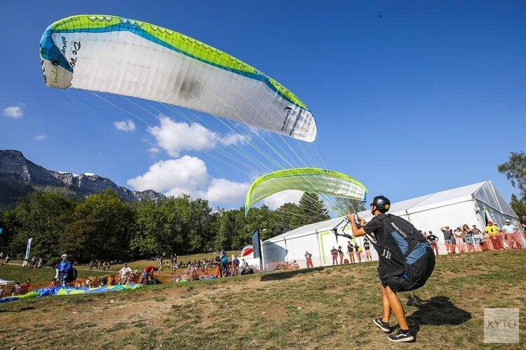 Alkmaarder wil in 2020 Nederlands eerste wereldkampioen freestyle paragliden worden