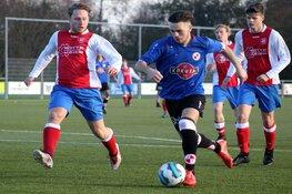 SC Dynamo na rust langs Alkmaarsche Boys