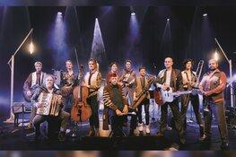 Fanfare-punkband De Kift gaat het theater in met een concert vol poëzie