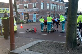 Meisje gewond in Alkmaar na aanrijding