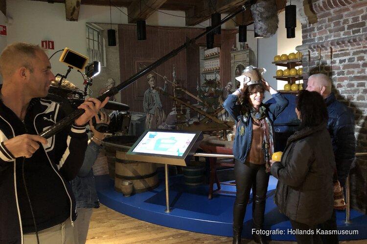 Recordaantal bezoekers Kaasmuseum