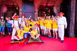 't Praethuys komende drie jaar het goede doel van de Plus Wandel4daagse Alkmaar