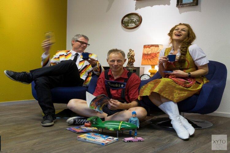 Die Darmstädter Hübsch keert op kerstavond terug naar Podium Victorie
