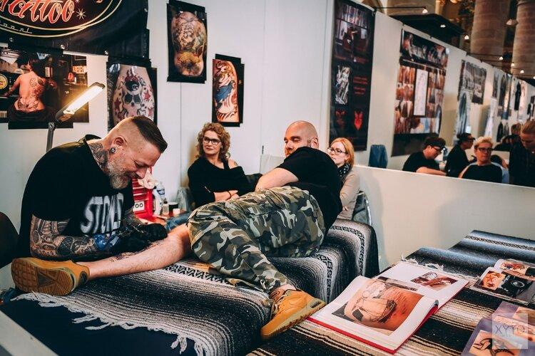 Nieuwe datum Tattoo Convention Alkmaar bekend