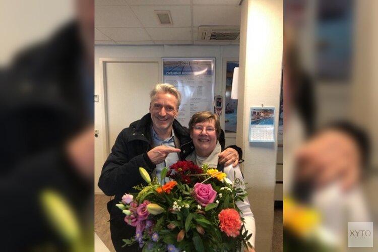 Henny Holtes 45 jaar in dienst bij Alkmaar Sport