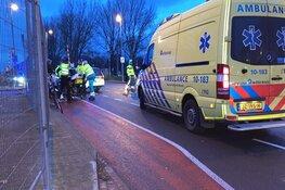 Moeder en kind op fiets aangereden door automobilist