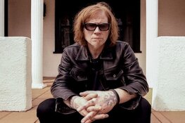 Grunge-icoon in Alkmaar: Mark Lanegan band